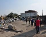 Punkt selektywnej zbiórki odpadów komunalnych prowadzony przez spóldzielnie socjalną