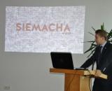 Dominik Rogoż - Wiceprzewodniczący Stowarzyszenia Siemacha z Krakowa